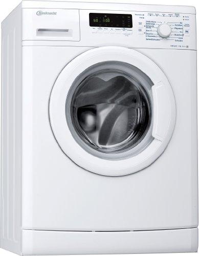 bauknecht wa plus 744 a waschmaschine frontlader a b 1400 upm 7 kg weiss smart select jeans programm - Bauknecht WA PLUS 744 A+++ Waschmaschine Frontlader / A+++ B / 1400 UpM / 7 kg / Weiß / Smart Select / Jeans Programm
