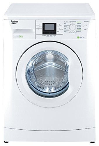 beko wmb 71643 pte frontlader waschmaschine a a 0 749 kwh 1600 upm 7 kg 41 l pet hair removal watersafe weiss - Beko WMB 71643 PTE Frontlader Waschmaschine / A+++ A / 0.749 kWh / 1600 UpM / 7 kg / 41 L / Pet Hair Removal / Watersafe / weiß