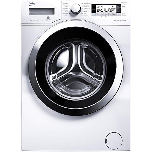 beko wya 81643 le waschmaschine a sparsame 190 kwh jahr 1600 upm 8 kg weiss watersafe extra leise mengenautomatik allergikerfreundlich - Beko WYA 81643 LE Waschmaschine / A+++ / sparsame 190 kWh/Jahr / 1600 UpM / 8 kg / weiß / Watersafe+ / extra leise / Mengenautomatik / Allergikerfreundlich